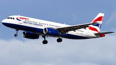 Airbus A320-232 G-EUYI British Airways (William Musculus) Tags: london heathrow lhr egll spotting aviation plane airplane william musculus geuyi british airways airbus a320232 ba baw a320200