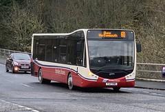 Borders Buses 11702 YJ17 FWS (10/11/2019) (CYule Buses) Tags: service60 bordersbuses wcm westcoastmotors metrocity optare optaremetrocity yj17fws 11702