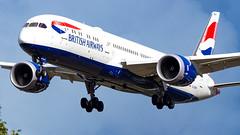 Boeing 787-9 Dreamliner G-ZBKH British Airways (William Musculus) Tags: london heathrow lhr egll spotting aviation plane airplane william musculus gzbkh british airways boeing 7879 dreamliner ba baw