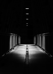 bridge (jovani.) Tags: brige architekture light night black white outside