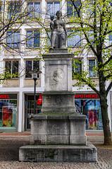Darmstadt Denkmal Justus-von-Liebig (kavo2013) Tags: darmstadt hessen deutschland