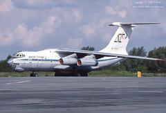 Avicon Zitotrans Ilyushin IL-76 (www.mikebarthphotography.com 2M Views thanks !) Tags: ilyushin il76