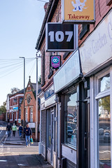 #107 (EightBitTony) Tags: number canonm50 november urban project documentary towncentre numbers derbyshire architecture longeaton sign 2019 uk town canon canoncsc canoneos canoneosm50 nottingham england unitedkingdom