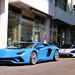 Lamborghini Aventador S LP740-4 & McLaren 720S