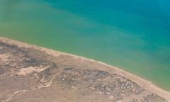 Gulf of California, Sonora, Mexico (ruifo) Tags: nikon d850 nikkor afs 24120mm f4g ed vr delta air lines flight mexico city los angeles mex lax mmmx klax aviacion aviación aviacao aviação aviation aerea aérea aerial méxico landscape desert beach playa praia montanha deserto sonora