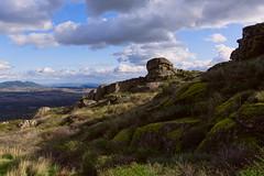 Views of Monsanto. (lebre.jaime) Tags: portugal beira monsanto landscape sky clouds mountain digital fullframe ff fx nikon d600 nikkorafs1735f28d affinity affinityphoto