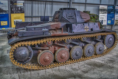 Panzer II (Chris Atkins65) Tags: bovington tank museum hdr military dorset