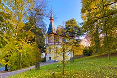 Citadelle Namur - 7687 (✵ΨᗩSᗰIᘉᗴ HᗴᘉS✵81 000 000 THXS) Tags: architecture citadelledenamur automne autumn autumnleaves castle belgium europa aaa namuroise look photo friends be yasminehens interest eu fr party greatphotographers lanamuroise flickering