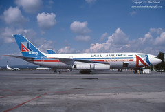 Ural Airlines Ilyushin Il-86 RA-86078 (www.mikebarthphotography.com 2M Views thanks !) Tags: ilyushin il86