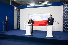 Oświadczenie prasowe PiS (08.11.2019) (Prawo i Sprawiedliwość) Tags: pis prawoisprawiedliwość premier mateuszmorawiecki prezespis jarosławkaczyński