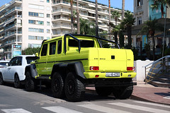 Mercedes-Benz G 63 AMG 6x6 (R_Simmerman2) Tags: mercedesbenz g 63 amg 6x6 mercedes benz g63 monaco monte carlo casino valet parking garage hotel combo harbor boulevard supercars sportcars hypercars monacocars carsofmonaco france cannes