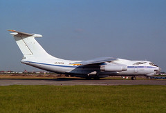 UR-76759 Ilyushin IL-78 ATI Airlines (Keith B Pics) Tags: ur76759 ilyushin il78 ebos ost ostend atiairlines il76 ukraine keithbpics cccp76859