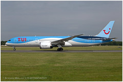 G-TUIL Boeing 787-9 | TUI Airways | Manchester MAN/EGCC | 29.06.2019 (<Steven>) Tags: man manchesterairport egcc tuiairways boeing787