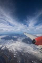 Scotland From Up High (MBDGE >1.7 Million Views) Tags: scotland alba sky canon rf eos r eosr wing flight plane mountain snow from up high loganair