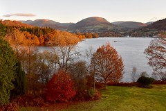 First light (Nige H (Thanks for 25m views)) Tags: nature landscape autumn fall lake lakewindermere cumbria england