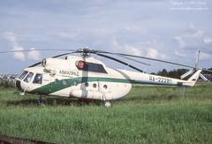 Aviaprad Mil Mi-8 RA-22281 (www.mikebarthphotography.com 2M Views thanks !) Tags: mi8