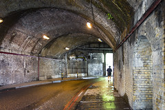 Druid Street Railway Arches (London Less Travelled) Tags: uk unitedkingdom britain england london londonbridge southwark city urban suburban suburb suburbs suburbia arch arches railway bridge brick street