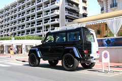 Mercedes-Benz Brabus G 500 4x4² B40-500 (R_Simmerman2) Tags: mercedesbenz brabus g 500 4x4² b40500 g500 mercedes amg benz g63 b500 monaco monte carlo casino valet parking garage hotel combo harbor boulevard supercars sportcars hypercars monacocars carsofmonaco france cannes