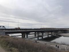 Gordie Howe Bridge (daryl_mitchell) Tags: saskatchewan canada autumn 2018 saskatoon river bridge gordiehowe