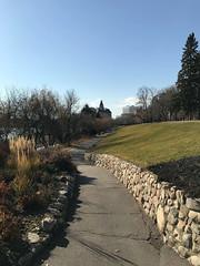 Meewasin Trail Autumn 2018 (daryl_mitchell) Tags: saskatchewan canada autumn 2018 saskatoon meewasin trail river downtown