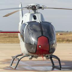 CFR5416 Eurocopter EC-120 Colibri (Carlos F1) Tags: airplane aircraft aeroplane airshow avion aeronave festaalcel festival spotting eurocopter lleida colibri aspa lerida patrulla ec120 planespotter patrullaaspa festivalaereo he25 spain alguaire nikon