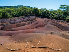 seven coloured earth