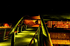 Helix Bridge (KPortin) Tags: bridge hss lights shadows seattle