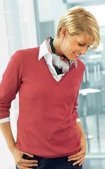 Walbusch n°1051 (Blouse et Foulard 2) Tags: blouse foulard walbusch silk scarf