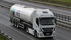 RO - NTG Nielsen + Sörensen Iveco Stralis (BonsaiTruck) Tags: ntg nielsen sörensen iveco stralis lkw lastwagen lastzug silozug truck trucks lorry lorries acmion caminhoes silo bulk citerne powdertank