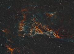 NGC 6979 SHO. Pickering's Triangle. October.2019. (Ian J Crichton) Tags: astrometrydotnet:id=nova3731754 astrometrydotnet:status=solved