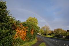 Rainbow (Derek Morgan Photos) Tags: rainbow earley
