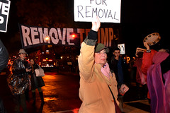 removal (greenelent) Tags: removetrump washington dc streets whitehouse protest activist people