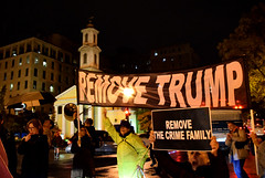 crime (greenelent) Tags: removetrump washington dc streets whitehouse protest activist people
