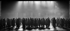 Hebrew People (ralcains) Tags: sevilla españa seville siviglia spain andalousia andalucia andalusia rehearsal ensayo schwarzweis noiretblanc blackwhite blancoynegro bw blackandwhite greyscale monochrome monochromatic monocromo monocromatico monochrom scene escenario palcoscenico teatro teatrodelamaestranza theater theatre calle fotografiadecalle street streetphotography telemetrica rangefinder 50mm summicron leica leicam leicamonochrom