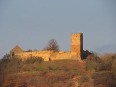 Burg Gleichen (germancute) Tags: landscape landschaft burg ruin thuringia thüringen germany germancute deutschland dreigleichen