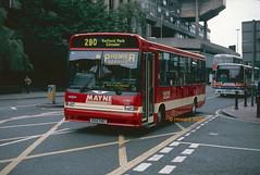 Mayne, Clayton 24 (R24 YNC) (SelmerOrSelnec) Tags: mayne clayton dennis dart marshall r24ync manchester portlandstreet bus