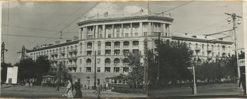 фото: Яворницкого Дмитрия проспект, 82 001 PAPER1600 [Вовк В.Н.]