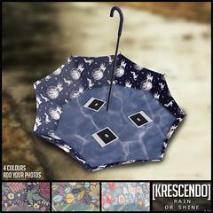 [Kres] Rain or Shine ([krescendo]) Tags: kres krescendo secondlife virtualworlds sl