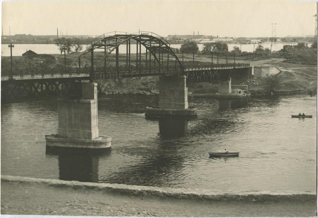 фото: Парк Шевченко - Мост на остров 001 PAPER900 [Вовк В.Н.]
