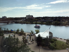 Remai River View (daryl_mitchell) Tags: saskatoon saskatchewan canada autumn 2018 river landing remai art gallery