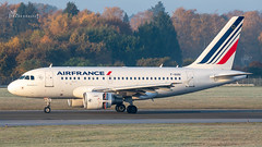 F-GUGI Air France Airbus A318-111 cn 2350 (thule100) Tags: fgugi airfrance airbusa318111 cn2350 eddh ham hamburg frankkrause
