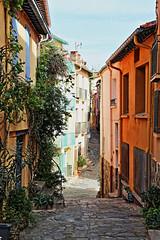 Collioure - Le quartier Mouré 5832 (franck.barré) Tags: collioure