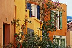 Collioure - Le quartier Mouré 5841 (franck.barré) Tags: collioure