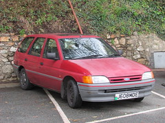 Photo of Ford Escort LX 1.8D