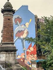 Street Art-28 (foto_morgana) Tags: artistic artwork aurorahdr2019 atomium belgië belgique belgium brussel brussels bruxelles brusselshoofdstedelijkgewest guerillaart iphonexsmax on1photoraw2020 outdoor publicart streetart streetartwalls laeken