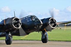 BAC_5353 (chris murkin) Tags: bristol blenheim bomber l6739 gbpiv raf aircraft duxford warbird wwii plane