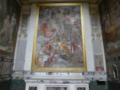 Italy - Rome - Church of Trinità dei Monti - Aldonbrini Bonfil Chapel (JulesFoto) Tags: italy rome roma trinitàdeimonti church