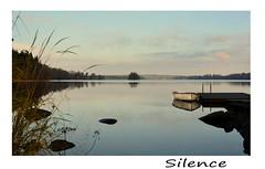 Silence (simson60) Tags: schweden nikon see lake