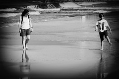 walks (Antonio Piccialli) Tags: 2019 novembre november canoneos60d campania canon cilento castellabate spiaggia beach bn blackwhite blackandwhite bianconero bwartaward bw santamariadicastellabate streetphoto