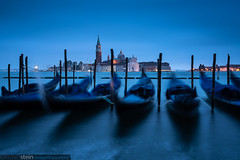 Venice during blue morning glow (no.zomi) Tags: venedig venice sonya7 variotessart16354za sony zeiss a7rm4 a7rmiv blue hour italy